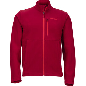 Marmot Estes II Jacket Men Sienna Red